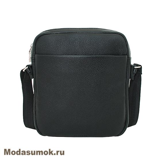 42c632b59095 Сумка-планшет мужская из натуральной кожи Protege Ц-327 черная. New!